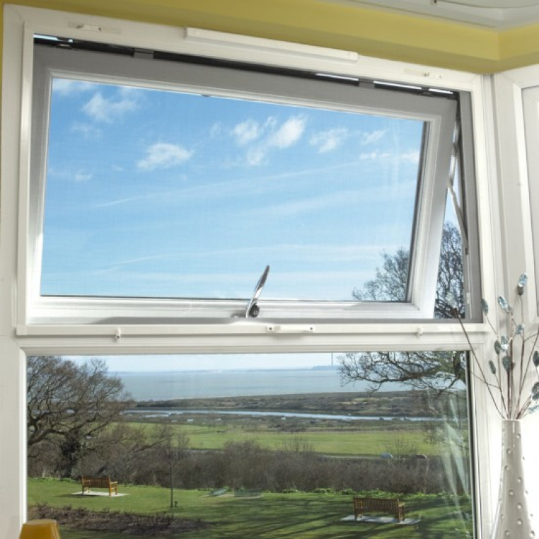 Window Framed Fly Screen - Keep Insects and Flies out! | Streme