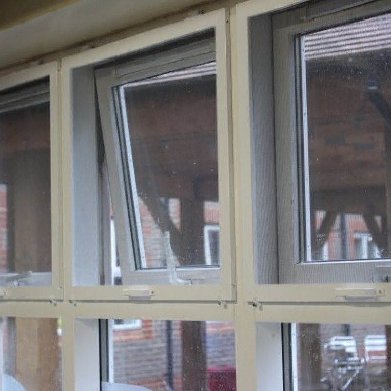Framed Fly Screen for Windows - Standard Frame (Made-to-Measure)