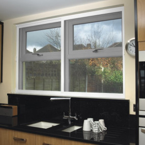 Twin Sliding Fly Screen for Windows (Made-to-Measure)