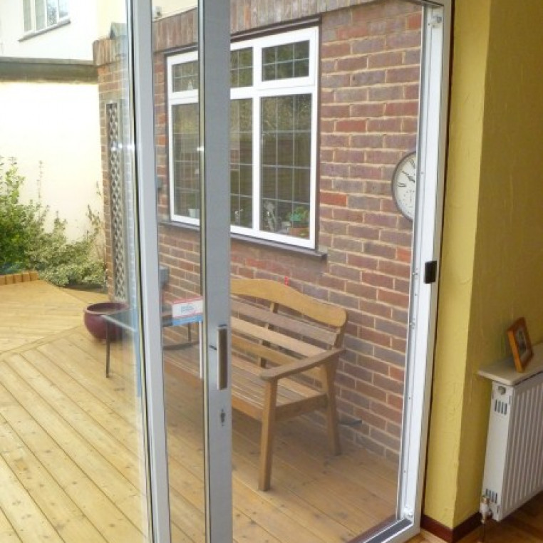 Sliding Fly Screen for Patio Doors (DIY Kit) | Streme on