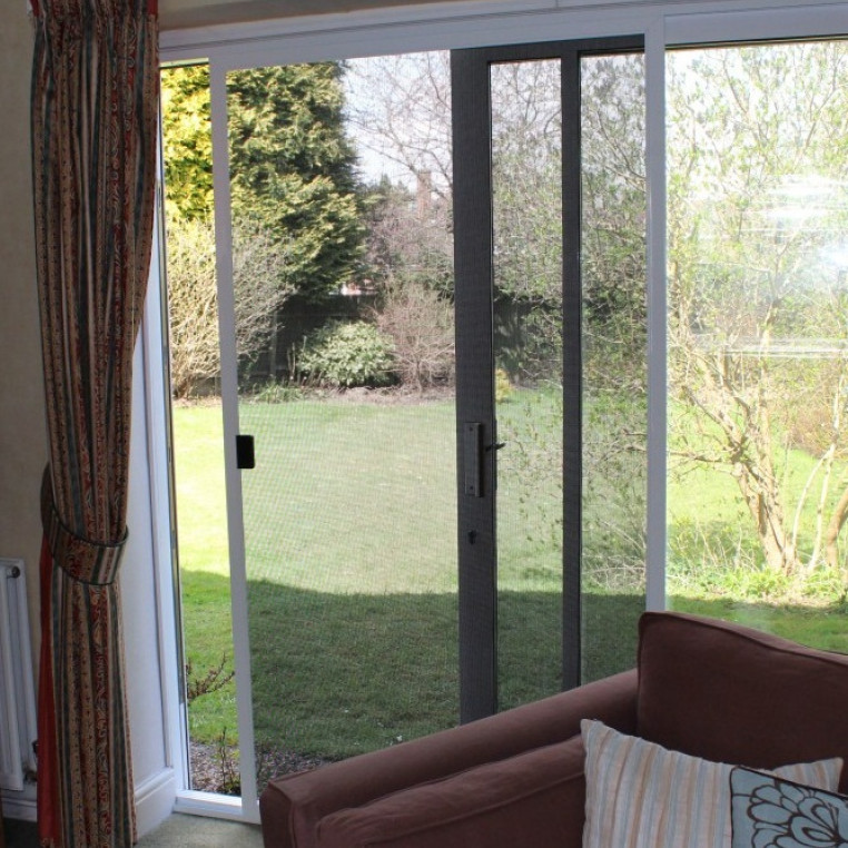 Sliding Pet Screen for Patio Doors (Made-to-Measure)