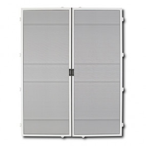 Hinged Fly Screens for Double Doors (Made-to-Measure)