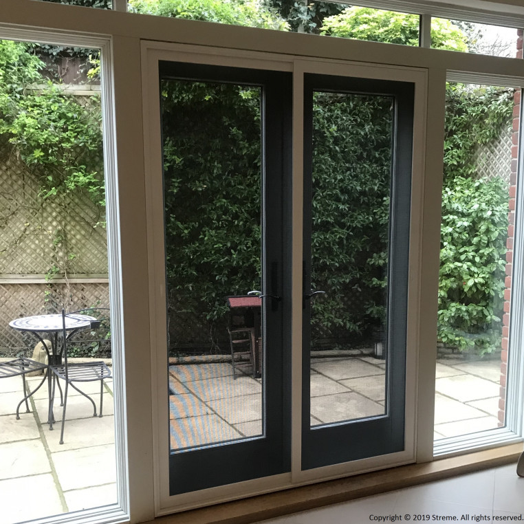 Double Sliding Pet Screens for Doors (Made-to-Measure)