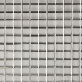 "1/2"" Welded Stainless Steel Mesh (2.5mm wire diameter) - 8' x 4' Panel"