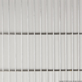 "3"" x 1/2"" Welded Stainless Steel Mesh (2.5mm wire diameter) - 8' x 4' Panel"