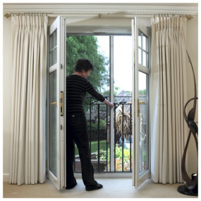 Roller Pollen Screen for Doors - Single (Made-to-Measure)