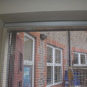 Fly Screen Chain Curtain (Made-to-Measure)