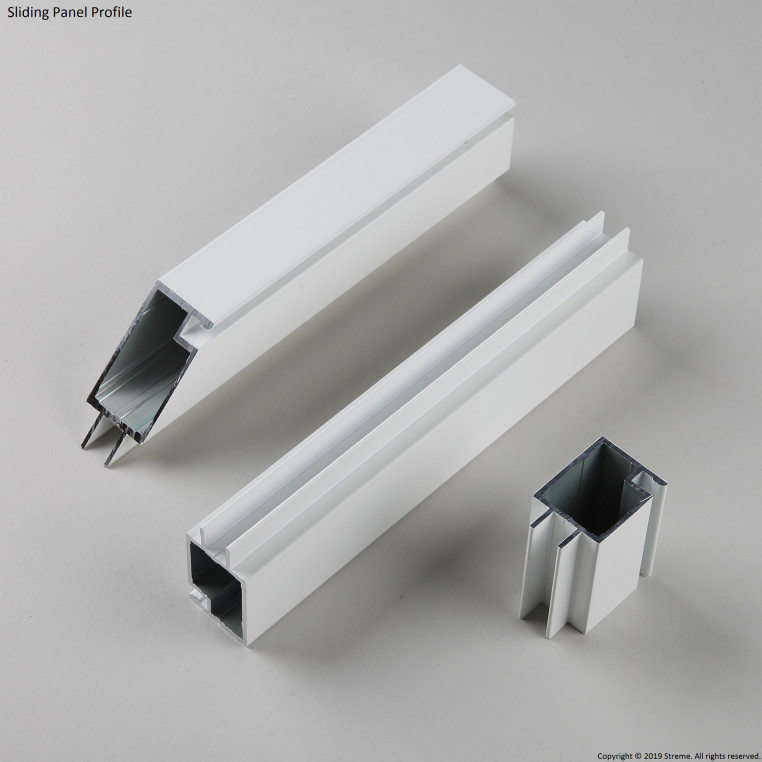 Twin Sliding Fly Screen for Windows - Commercial (DIY Kit)