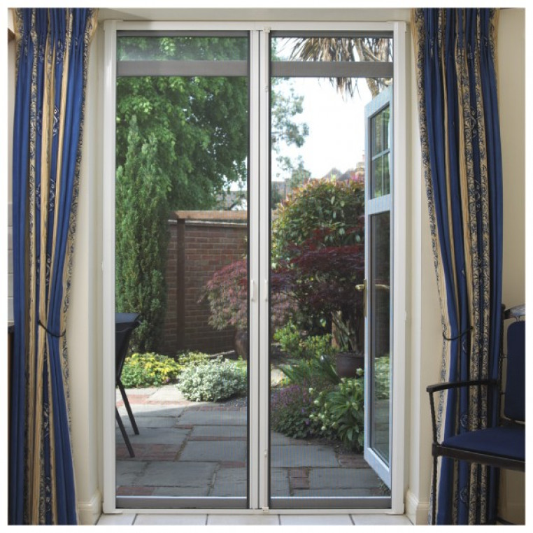 Roller Pollen Screens for Doors - Double (Made-to-Measure)