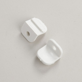Roller Screen Face Fitting Brackets - Pack of 2