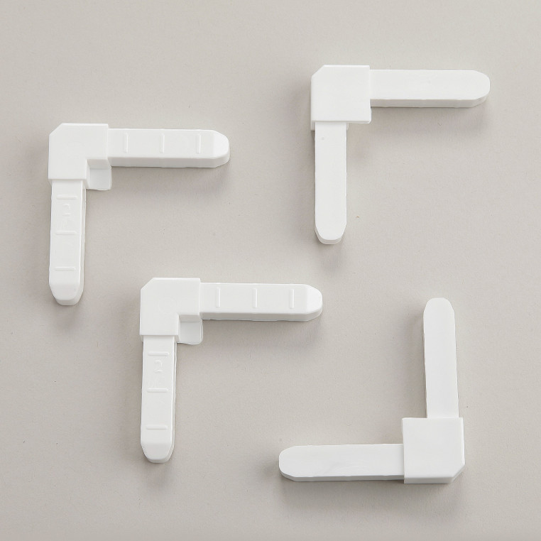 Push Fit Corners for Window Screens, Framed - Pack of 4