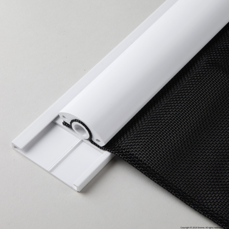 Mesh Strip Solar Screen for doors (Made-to-Measure)